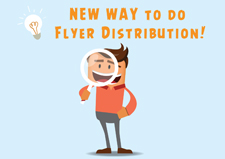 Flyer Distribution Tips