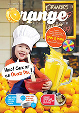 Orange Flyer Distribution Digital Issue