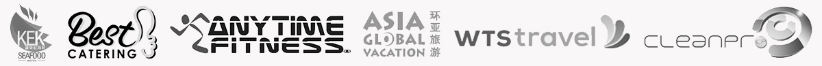 Flyer Distribution Client's Logo