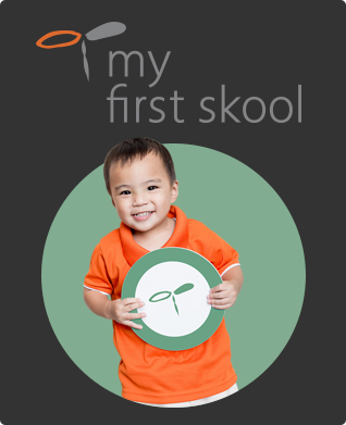 "Flyer Distribution - Our Client ""My First Skool"""